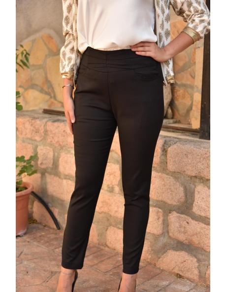 Pantalon negro vip