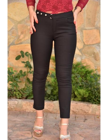 Pantalon odisea negro
