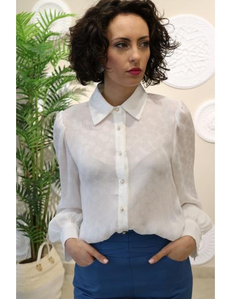 Camisa Blanca Plus