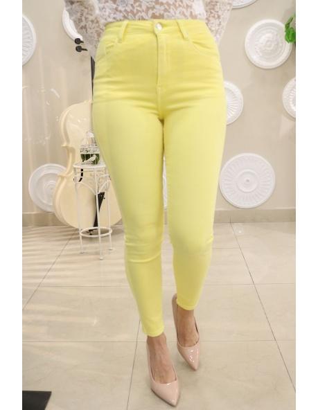 Pantalon Francis amarillo