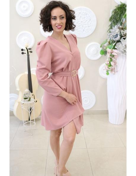 Vestido Bueno Aires Rosa