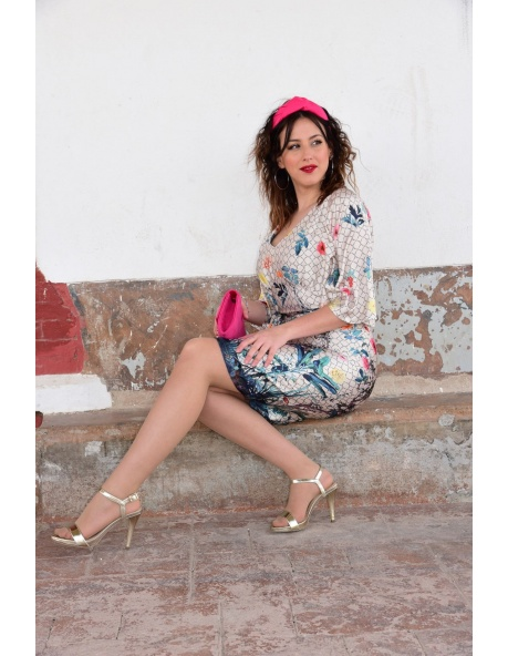Vestido Murcia Escote