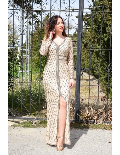 Vestido Largo Amanda