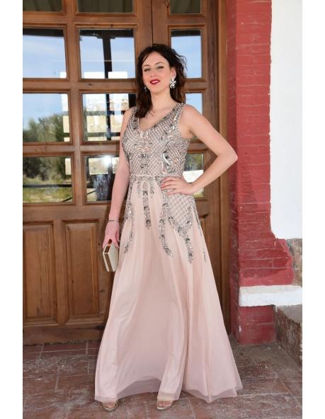 Vestido Florencia Blush