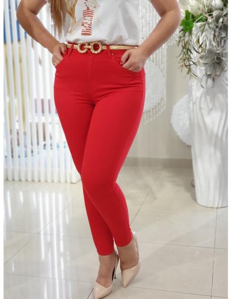 Pantalón Francis Rojo