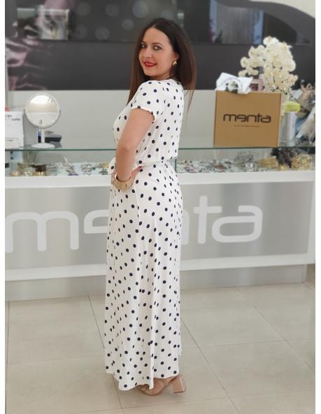 Vestido Esperanza Blanco