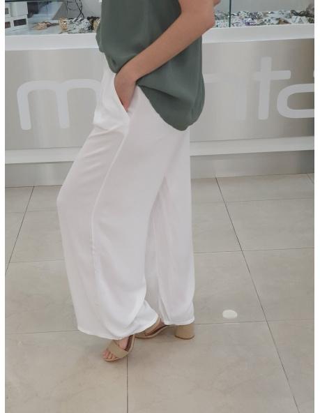 Pantalón Palermo Blanco