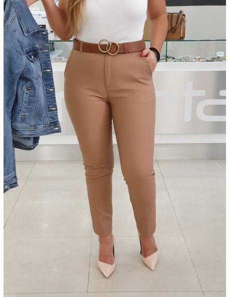 Pantalon Maravilla camel