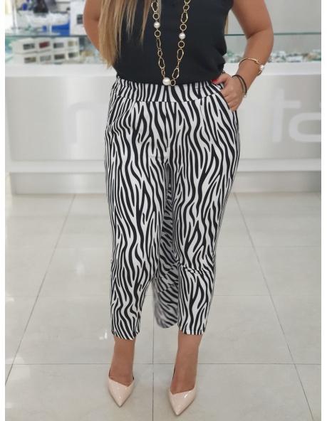 Pantalon Cebra
