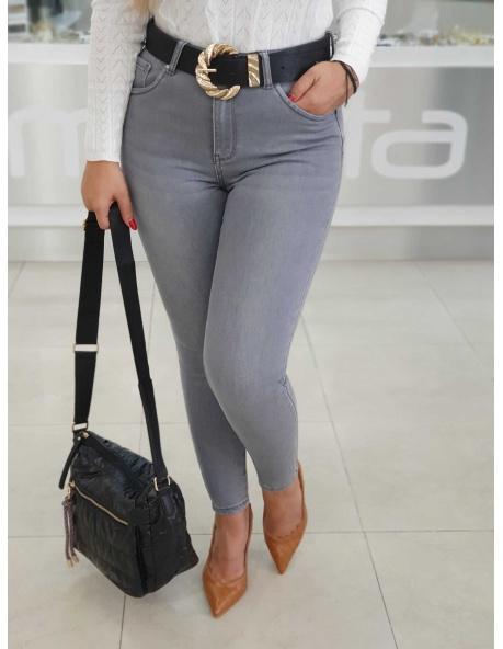 Pantalon Pili gris