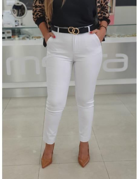 Pantalon Maravilla Blanco