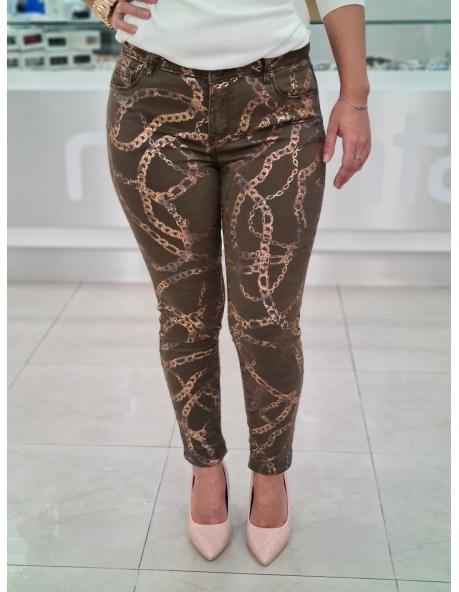 Pantalon Agata cadenas