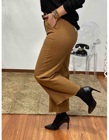 Pantalón Alma Camel