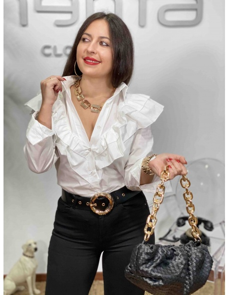 Camisa Silvia Blanca