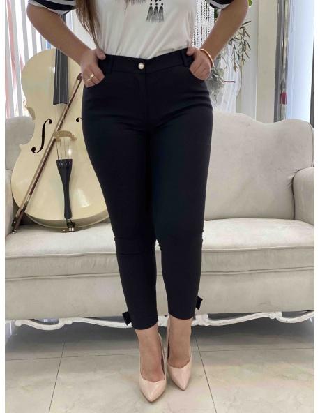 Pantalon Claudia Negro