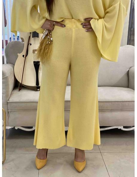 Pantalon Alicante amarillo