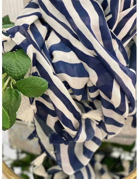 Pañuelo Madrid azul
