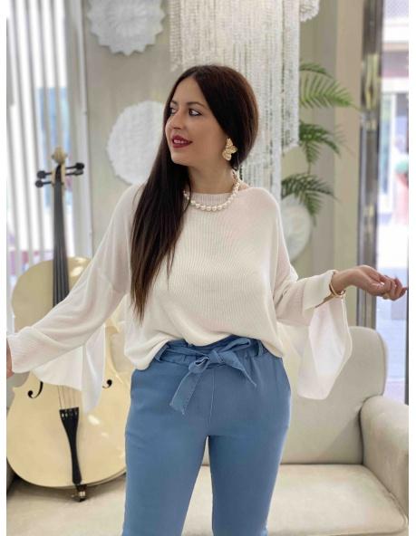 Camiseta Alicante blanco