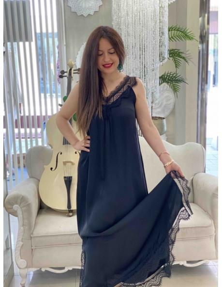 Vestido Alcubillas negro