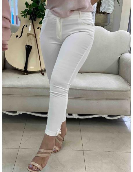 Pantalon Claudia Blanco