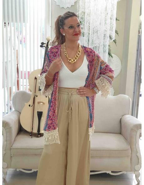 Kimono Jódar Rosa