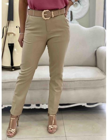 Pantalon maravilla beige