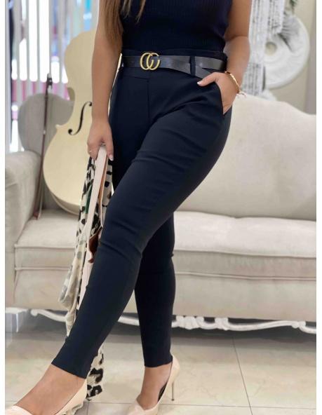 Pantalon Bonete Negro