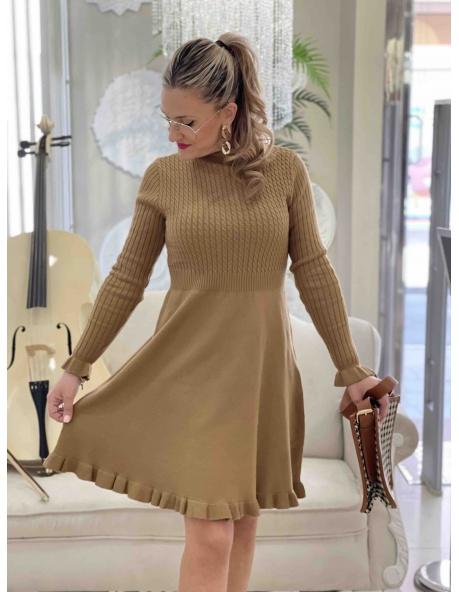 Vestido Gomez Camel