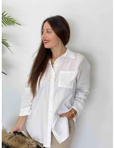 Camisa Oporto blanca