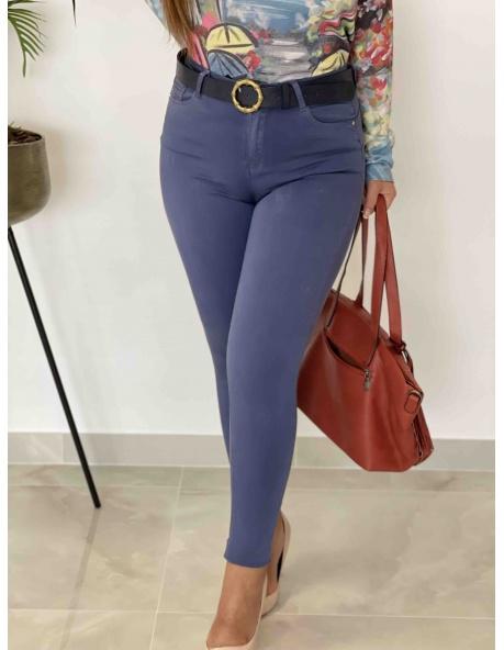 Pantalon Pera azul