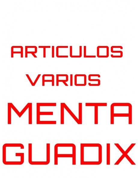 ARTICULOS VARIOS MENTA GUADIX OK