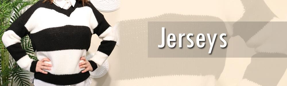 Jerseys para Mujer de Temporada - Tienda Online