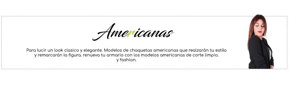 Americanas, Blazers de Nueva Colección - Menta Tiendas