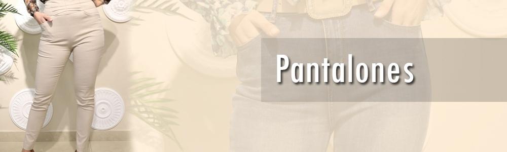 Pantalones de Mujer de Fiesta y Casual - Menta Tiendas